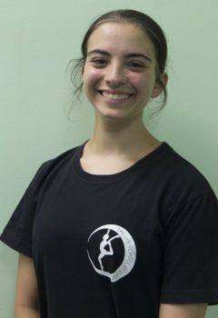 dance teacher Charlotte